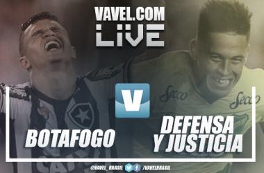 Resultado Defensa y Justicia 0 x 3 Botafogo na Copa Sul-Americana 2019