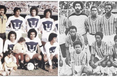 El equipo campeón de Pumas de 1982 | Foto: Referee