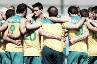 Austrália supera Nova Zelândia na estreia com clássico no hóquei masculino