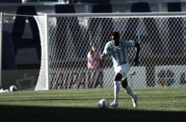 Zagueiro reconheceu atuação fraca da equipe do Avaí (Foto: Jamira Furlani / Avaí FC)