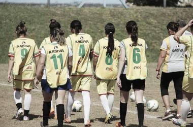 Seleção Gaúcha Feminina divulga primeiras jogadoras convocadas(Divulgação / Associação Gaúcha de Futebol Feminino)
