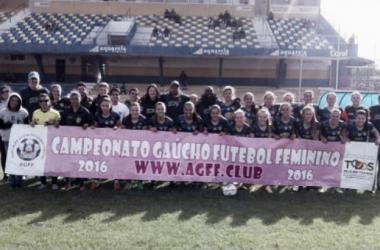 Pelotas é um dos times classificados.Foto: Divulgação/Esporte Clube Pelotas/Phoenix