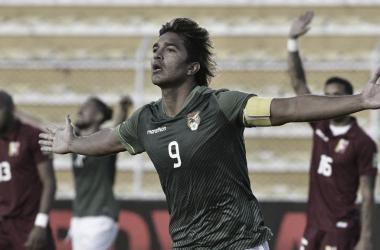 Bolívia derrota Venezuela e sobe na tabela das Eliminatórias