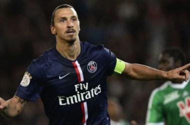 Zlatan s'offre un nouveau triplé