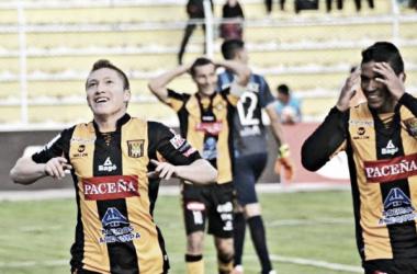 Strongest volta a vencer Montevideo Wanderers e está na terceira fase da Libertadores