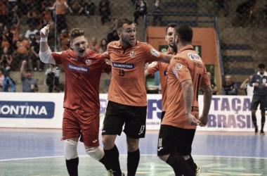 Foto: Divulgação / Associação Carlos Barbosa de Futsal
