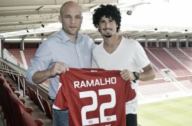 André Ramalho verstärkt Mainz 05 | Quelle: Mainz 05