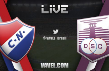 Nacional-PAR x Defensor ao vivo