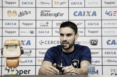 (Foto: Vitor Silva / SSPress / Botafogo)