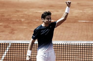 Ferrer atropela Pouille e marca encontro com Nadal nas oitavas em Barcelona