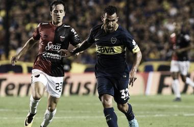 El último partido fue con victoria para el Xeneize | Foto: Diario Hoy