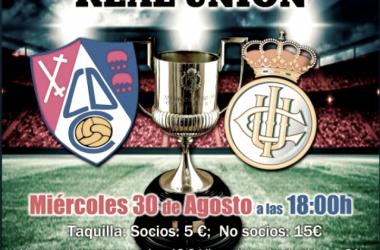 CD Calahorra - Real Unión Club: sueños vs obligación