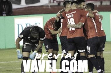 Independiente busca levantar vuelo ante Huracán