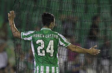Em casa, o Bétis foi derrotado pelo Celta de Vigo (Foto: Diário de Sevilla)