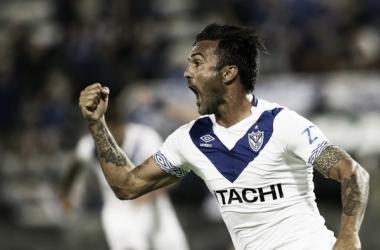 A sus 39 años, Cubero es el máximo referente del plantel siendo además el jugador que tiene más partidos con la camiseta del Fortín | Foto: TN