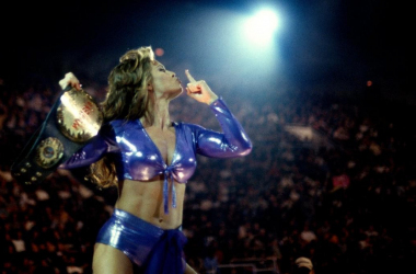 Three time WWE Women's Champion Ivory to be inducted into the WWE Hall of Fame Photo credit: wwe.com