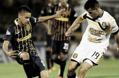 Rivas vuelve a ser titular. (Foto: Arriba Central)