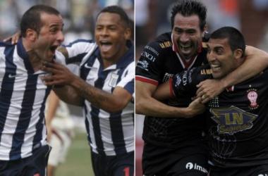Peruanos y Argentinos se juegan el pase a la fase de grupos de la Libertadores