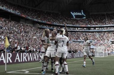 Soberanas! EUA vencem Holanda e conquistam o tricampeonato Copa do Mundo Feminina