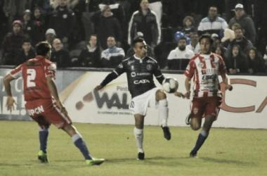 En el último partido como local, el Azul empató frente al Decano entrerriano | Foto: Diario Uno