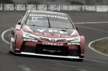 "Súper TC2000: Matías Rossi fue un ""Misil"" en Paraná"