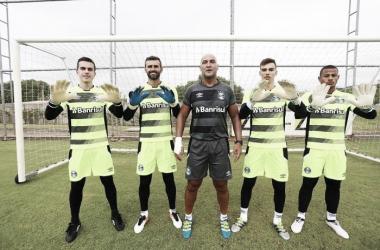 Conheça a história de Rogério Godoy: O preparador de goleiros que deixou sua marca no clube gremista(Foto: Divulgação / gremio.net)