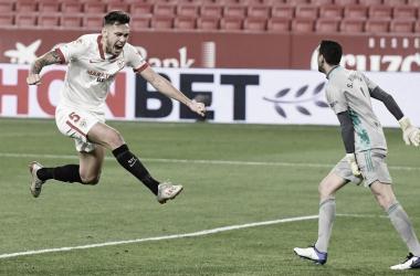 Resumen CA Osasuna 0-2 Sevilla FC en LaLiga 2021