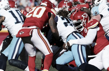 Previa Tennessee Titans - Kansas City Chiefs: choque de trenes entre Kareem Hunt y la defensa de Titans   Foto: Chiefs.com