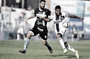Último enfrentamiento entre ambos- Quilmes 2- Temperley 0- Primera Nacional Fecha 4