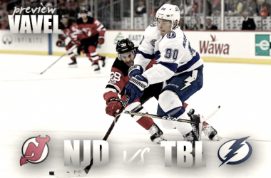 New Jersey Devils vs Tampa Bay Lightning playoff preview (Photo montage: Vavel)