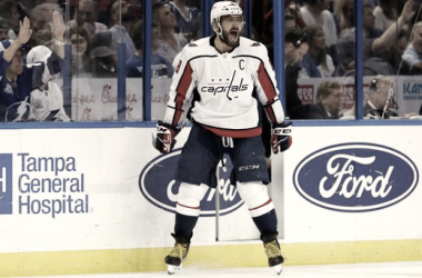 Capitals dominate Lightning to play for Stanley Cup