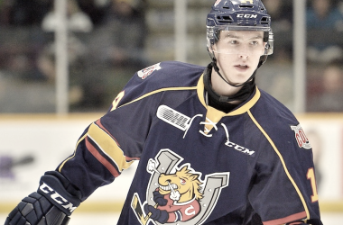 Andrei Svechnikov might be the next great NHL goal scorer (Terry Wilson/OHL Images)