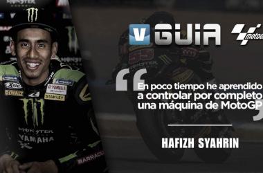 Guía VAVEL MotoGP 2018 Hafizh Syahrin. Fotomontaje: Laura Salas - VAVEL