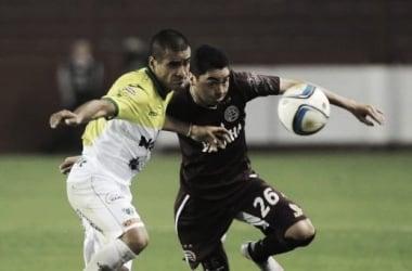 Lanús vs Sarmiento. Campeonato 2015
