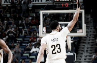 Davis amenaza los 'playoffs' y el MVP | Foto: NBA