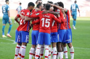 Granada CF- Betis : puntuaciones del Granada, jornada 14 de LaLiga