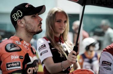 """Davide Giugliano: """"Quiero correr en Jerez"""""""