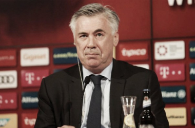 Carlo Ancelotti addressed the press for the first time on Monday   Photo: FC Bayern