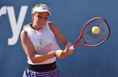 """Donna Vekic talks about """"frustrating"""" return to tennis"""