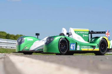 Caterham s'invite au Mans avec Greaves