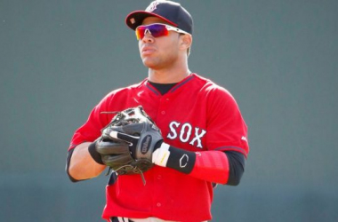 Red Sox Top Prospect Yoan Moncada Finally Settling In