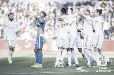 Un Real Madrid espeso y un Varane al rescate