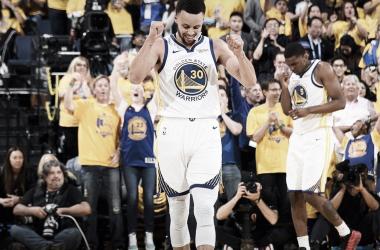 (Foto: Reprodução/Golden State Warriors)