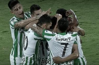 Puntuaciones del partido en el que Atlético Nacional se impuso 3-0 a Envigado F. C.