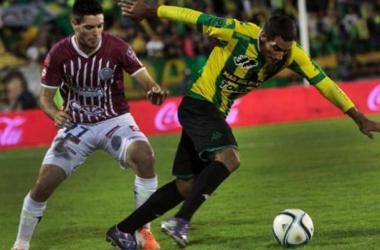 """Godoy Cruz  0  -  Aldosivi  2: Puntuaciones del """"Expreso"""""""