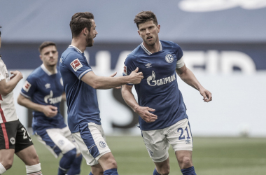 Schalke 04 4 a 3 Eintracht Frankfurt (Bundesliga / Divulgação)