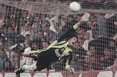 Casillas debutó con el Real Madrid el 12 de septiembre de 1999 | Fuente: Real Madrid