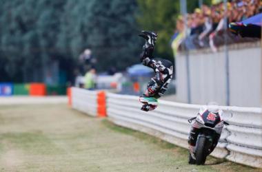 Moto 2 : Zarco le roi, Rins le fou