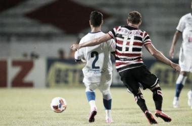 Santa Cruz vai encarar o Paysandu na disputa da Taça Asa Branca 2017