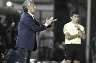 Pipo dirigirá su segunda final en Tigre. Va por todo. (Foto: TyC Sports).